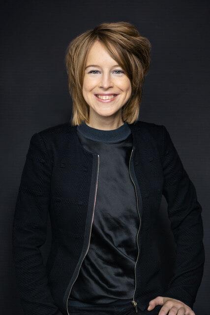 Portrait der Referentin Fiona Liebehenz