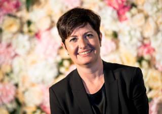 Portrait der Moderatorin Kerstin Heiligenstetter