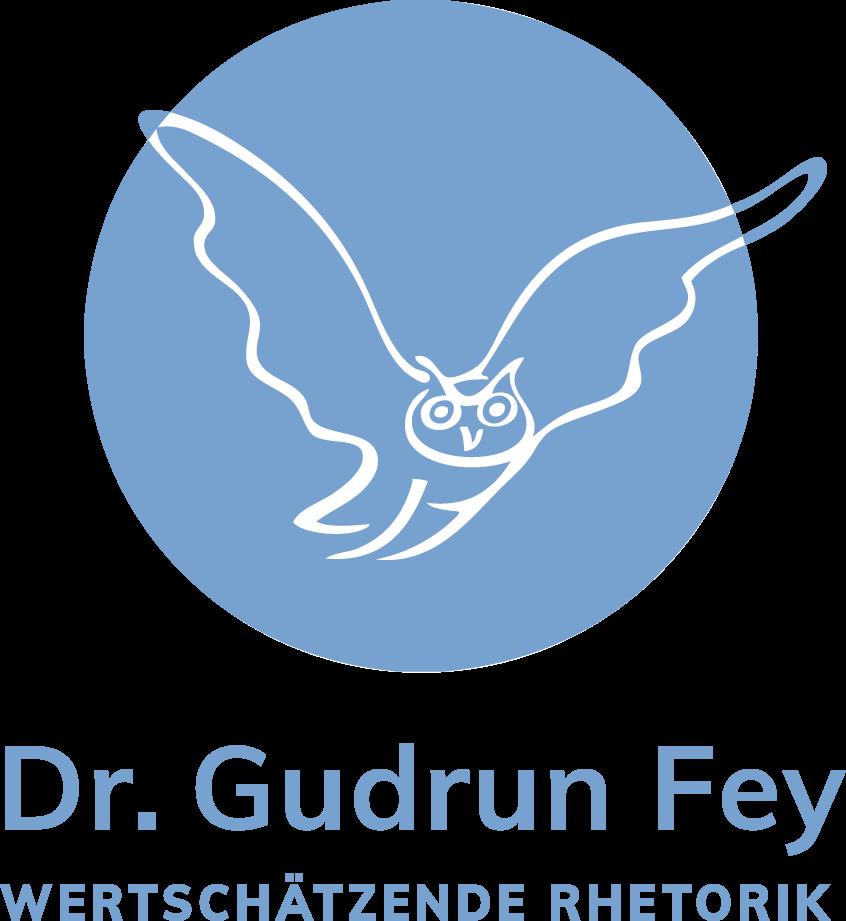 Logo Dr. Grudrun Fey