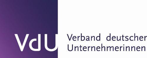 VdU - Sponsor des Neujahrsempfangs der frauennetzwerke Region Stuttgart 2021