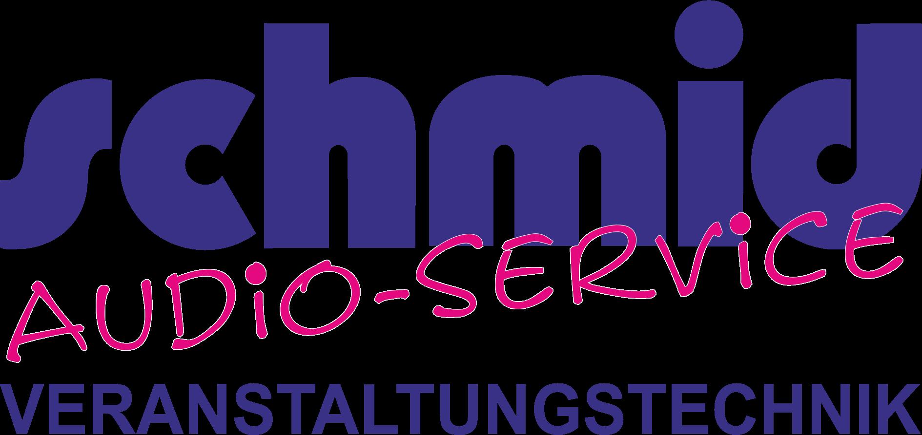 Logo Schmid Audio-Service